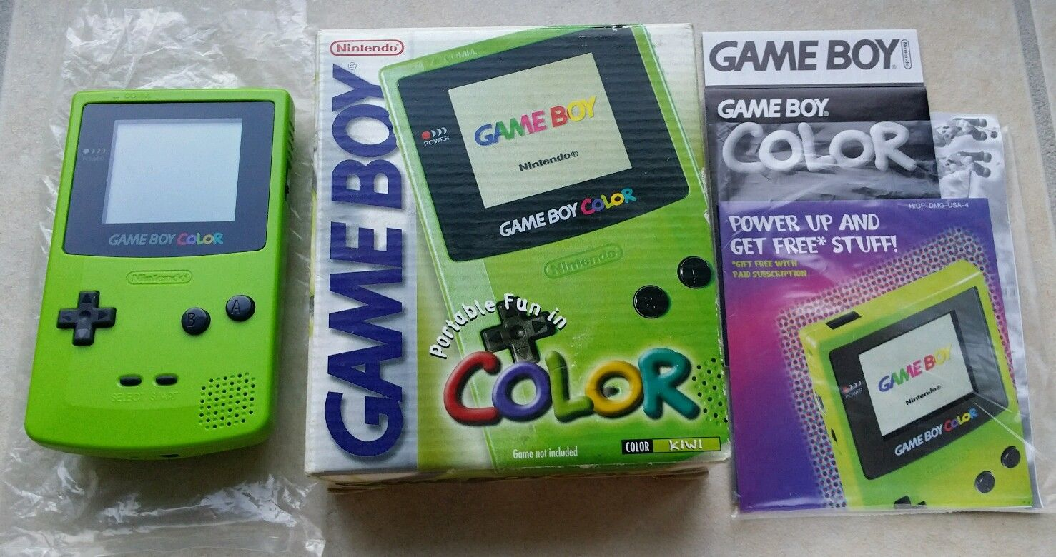 10 best game boy advanced, game boy color, and game boy emulators.